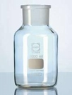 Standfles Wijdhals 2000 ml / Borosilicaatglas