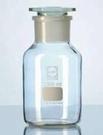Standfles Wijdhals met NS stop 100 ml / Borosilicaatglas