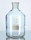 Standfles Nauwhals 2000 ml / Borosilicaatglas