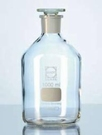 Standfles Nauwhals met NS stop 50 ml / Borosilicaatglas