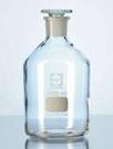 Standfles Nauwhals met NS stop 1000 ml / Borosilicaatglas